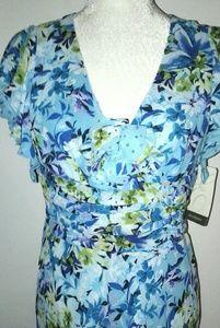 NWT Emma James Easter Church Dress  Maxi Spring 10